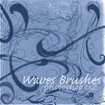 Waves Brushes