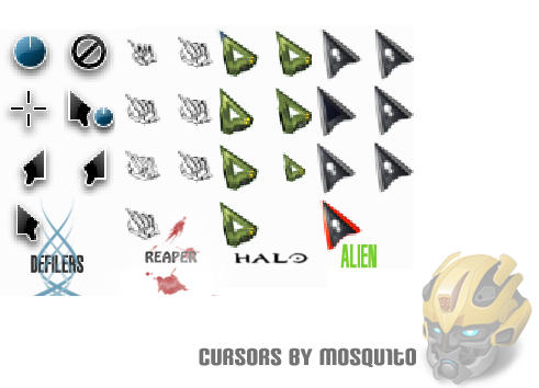 how to make a custom mouse cursor