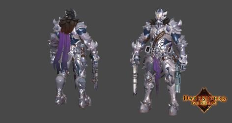 Strife Abyssal Armor XPS