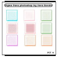 Styles Pack 4 by verarorato