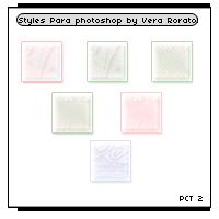 Photoshop Styles Pack  2 by verarorato
