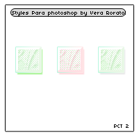 Styles Pack 3 by verarorato