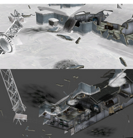 ANTARTIC BASE by OoFiLoO