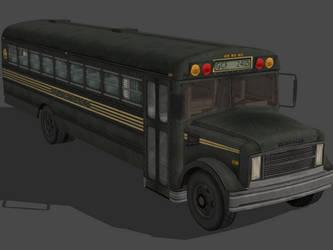 TWD - BUS PRISONER by OoFiLoO