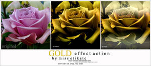 Gold Effect Action