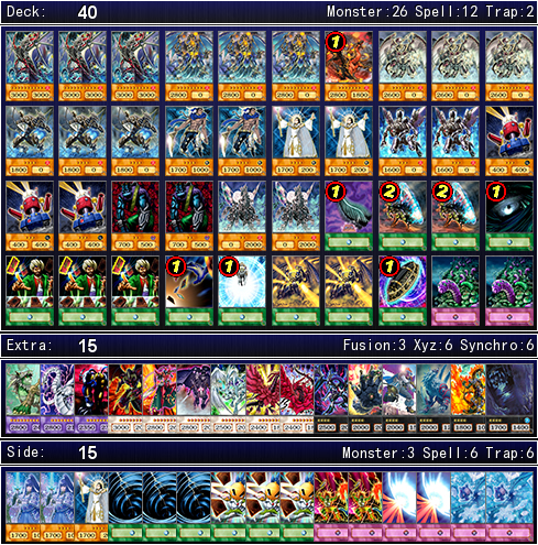 Yu-Gi-Oh! Anime-Styled Proxies for YGOPRO IX by MokeyMokeyMokeyMokey