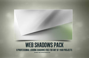Web Shadows Pack by Morphul