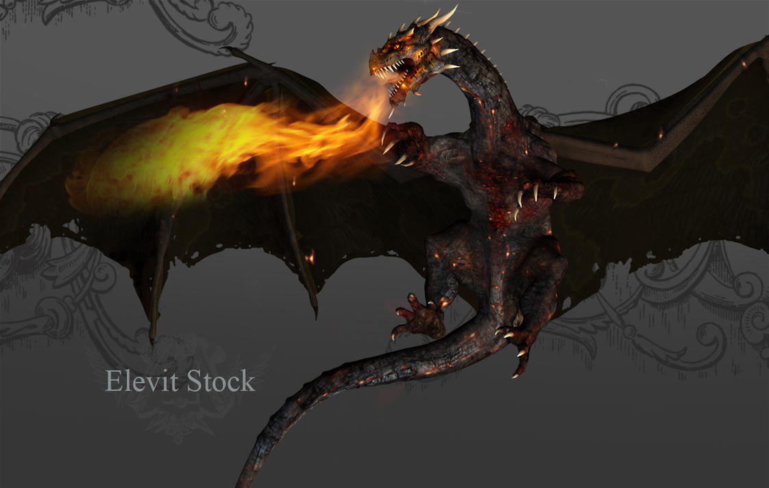 E-S Fire Dragon I by Elevit-Stock