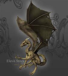 E-S Dragon Zombie by Elevit-Stock