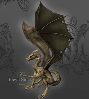 E-S Dragon Zombie