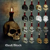 E-S SKULLS by Elevit-Stock