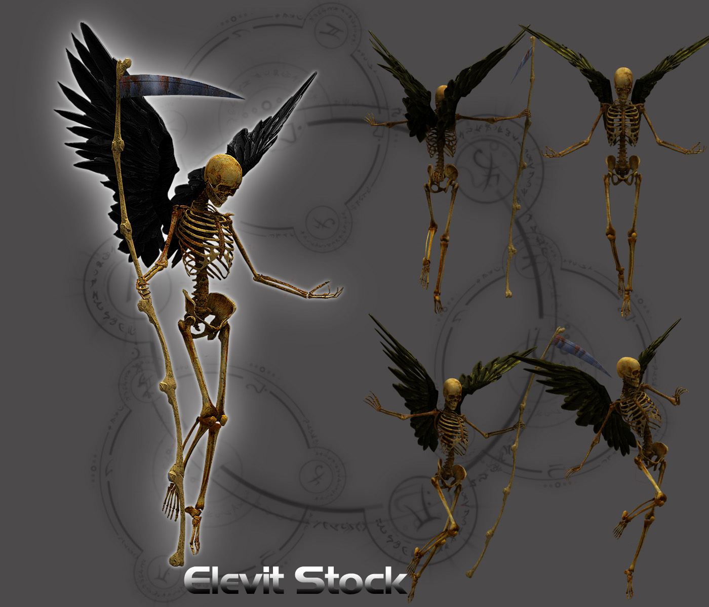 E-S Angel of death