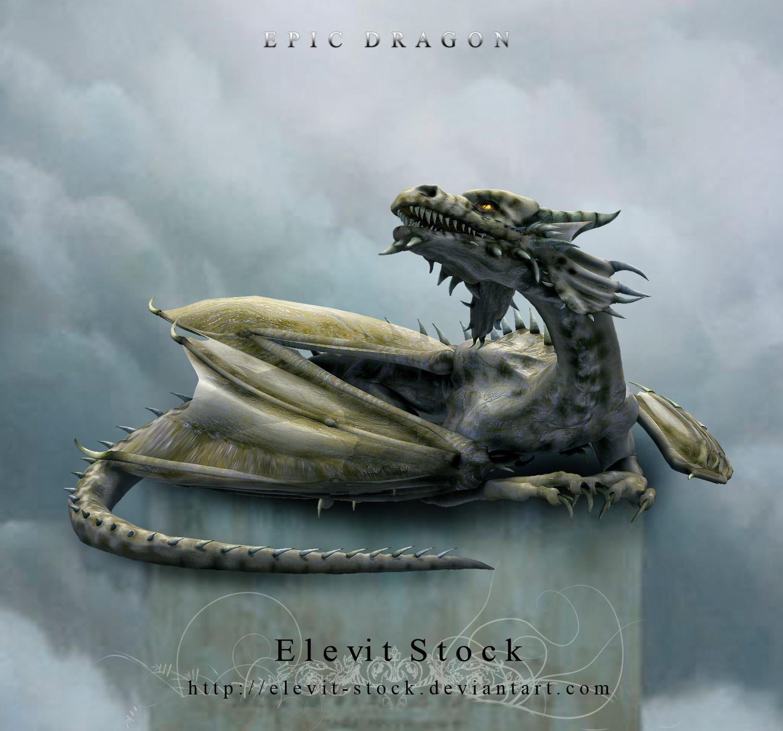 E S Epic dragon