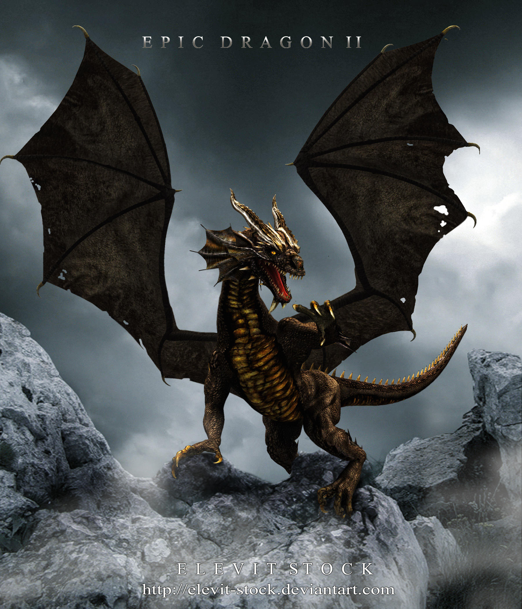 E-S Epic Dragon II by Elevit-Stock