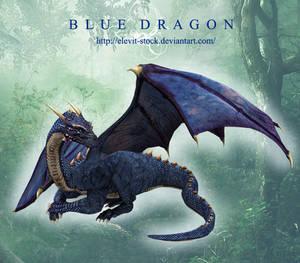 E-S Blue Dragon