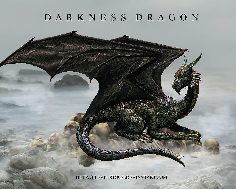E-S Darkness Dragon