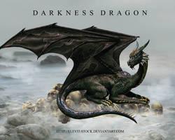 E-S Darkness Dragon by Elevit-Stock