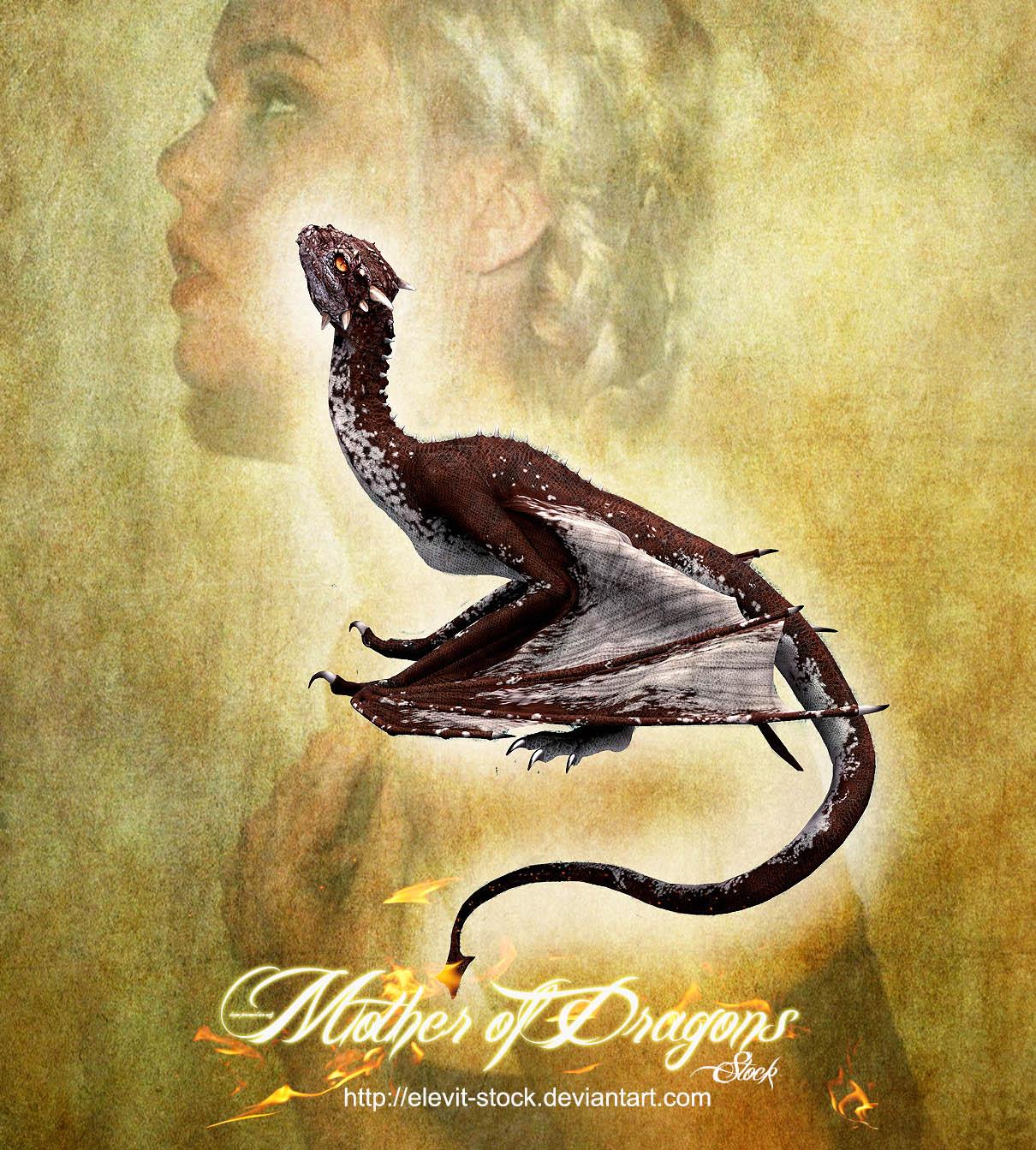 E-S Little Dragon II by Elevit-Stock