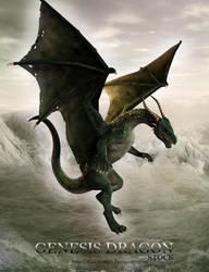 E-S Genesis Dragon by Elevit-Stock