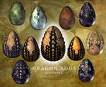E-S Dragon Eggs II