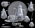 E-S Coffe set