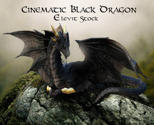 E-S-Cinematic  Black Dragon (free) by Elevit-Stock
