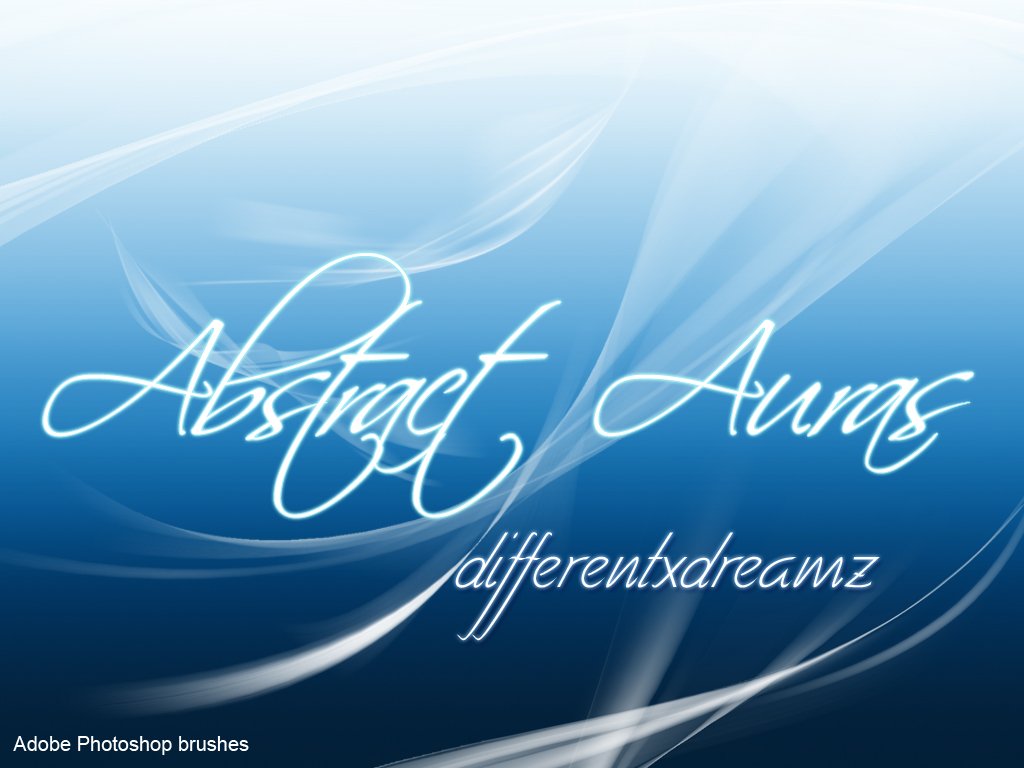 Abstract Aura Brushes