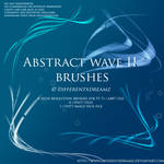 Abstract Wave II Brushes