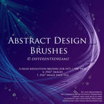 Abstract Design Brushes