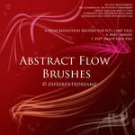 Abstract Flow Brushes