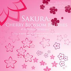 Sakura: Cherry Blossom Brushes
