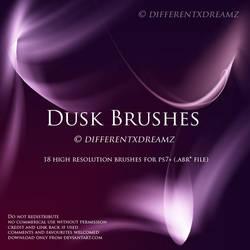 Dusk Brushes