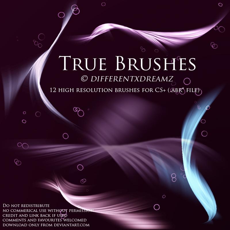 True Brushes