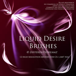 Liquid Desire Brushes