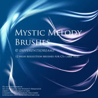 Mystic Melody Brushes