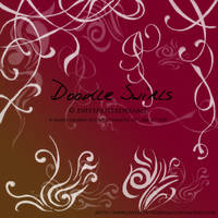 Doodle Swirls by differentxdreamz