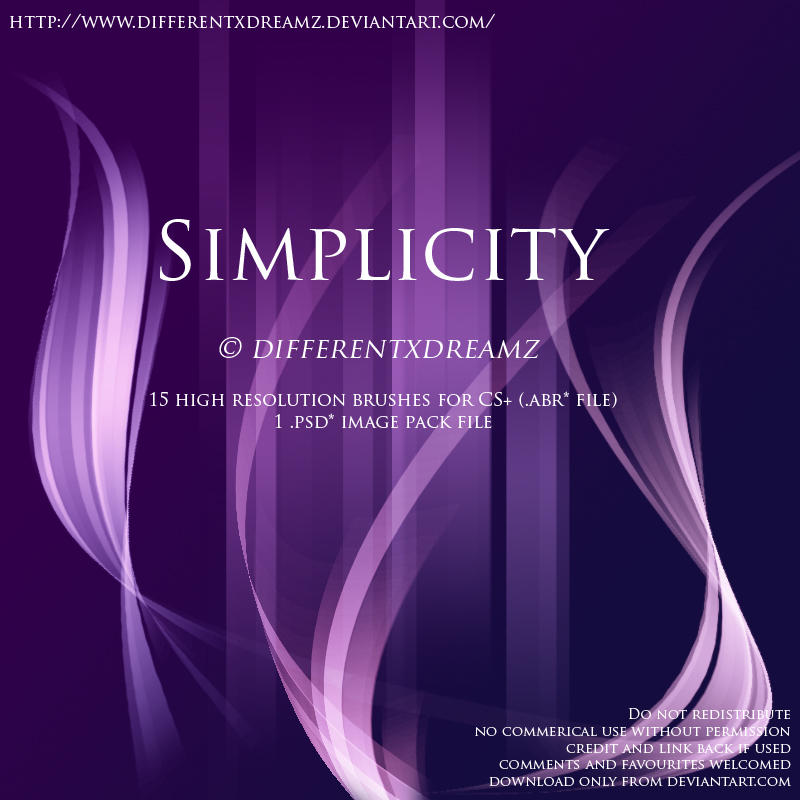 Simplicity by differentxdreamz