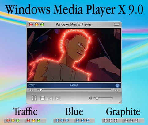 Windows Media Player X 9 0 by altoprofilo on DeviantArt