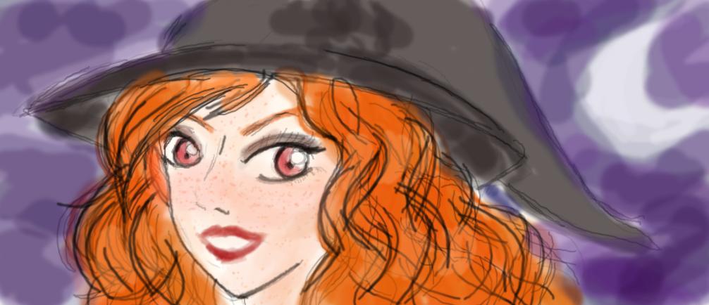 Redhead Witch by C-Allagash ...