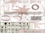Random Brush Set 1