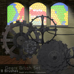 Gear Brushes