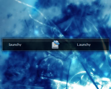 Clearscreen Sharp Launchy Skin by stupid939 on DeviantArt