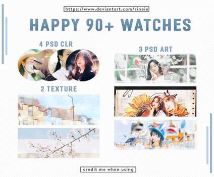 // 061619 \\ HAPPY 90+ WATCHES