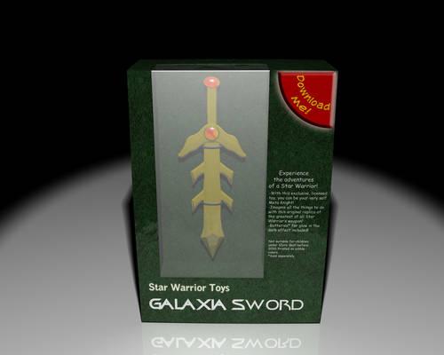 Galaxia Box Package