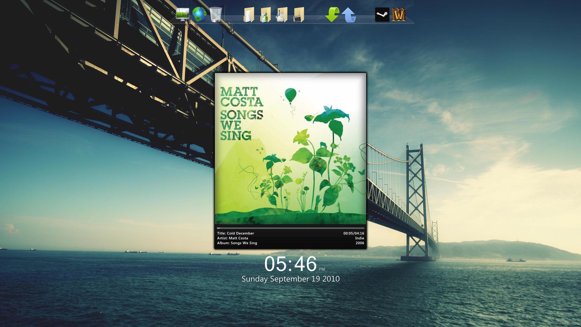 500px CD Art Display by mattwong
