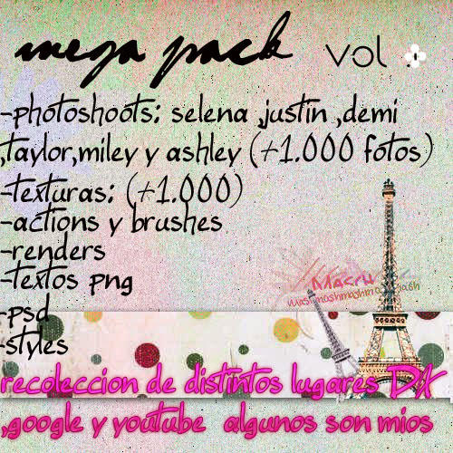 mega pack cuarta parte by test-editions