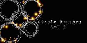 Circle Brushes - Set I