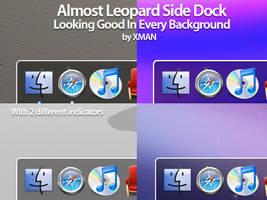 Almost Leopard Side Dock by neo014