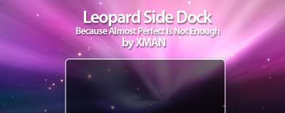 Leopard Side Dock by neo014