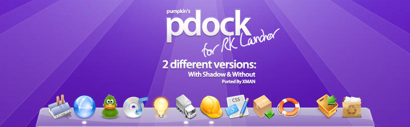 pdock for RkLauncker